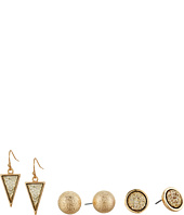 GUESS - Trio Stud and Drop Ear Set Earrings
