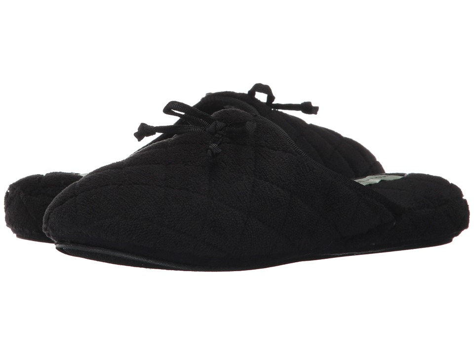 Patricia Green - Chloe (Black 1) Womens Slippers