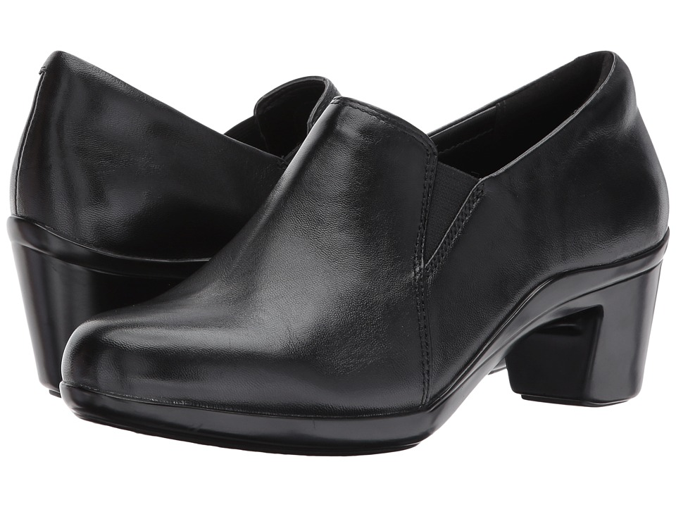 Aravon Lexee Twin Gore (Black Leather) Women