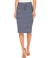 Tribal - Stripe French Terry Skirt w/ Drawstring