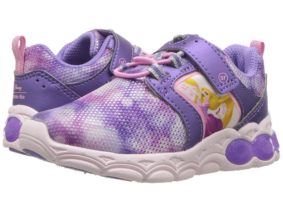 Stride Rite Disney Princess Rapunzel Adventurer (Toddler/Little Kid) (Purple) Girls Shoes