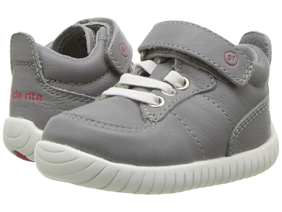 Stride Rite SRT Bailey (Toddler/Little Kid) (Grey) Boys Shoes