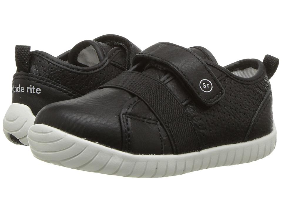 Stride Rite SRT Riley (Toddler/Little Kid) (Black) Boys Shoes