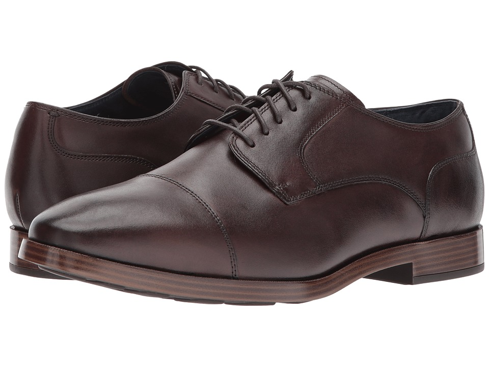 Cole Haan Jay Grand Cap Oxford (Chestnut) Men