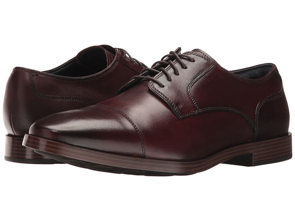 Cole Haan Jay Grand Cap Oxford (Mahogany) Men