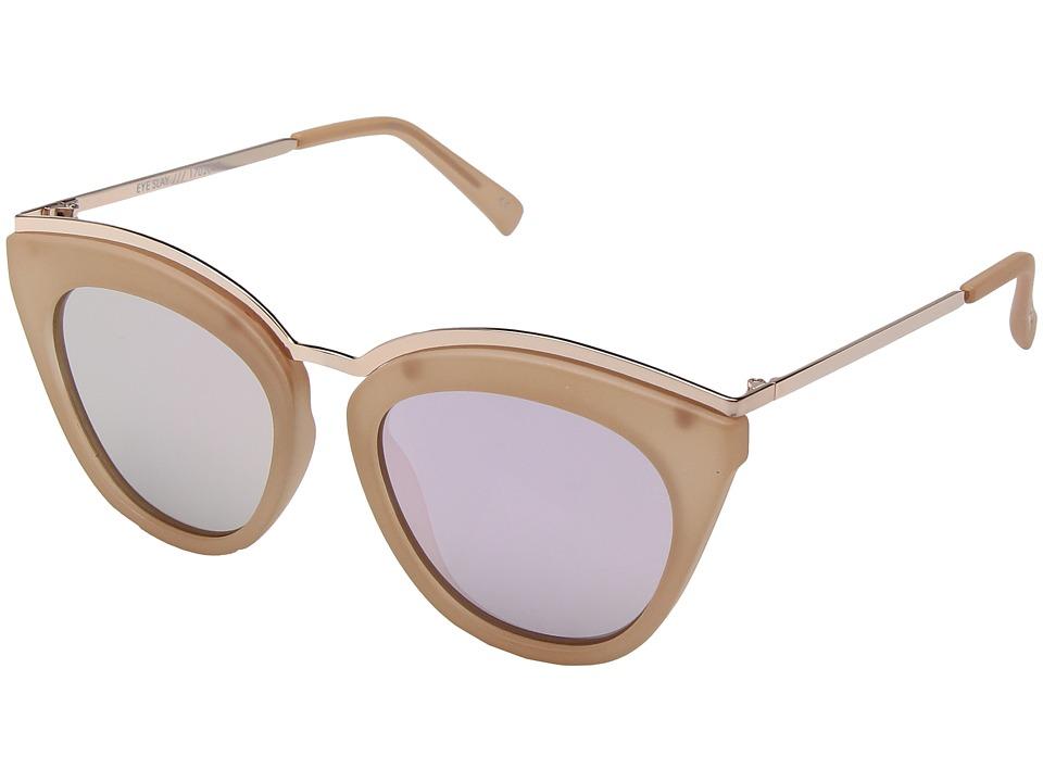 Le Specs Eye Slay (Matte Shell) Fashion Sunglasses
