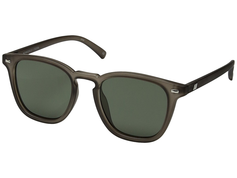 Le Specs No Biggie (Matte Pebble) Fashion Sunglasses
