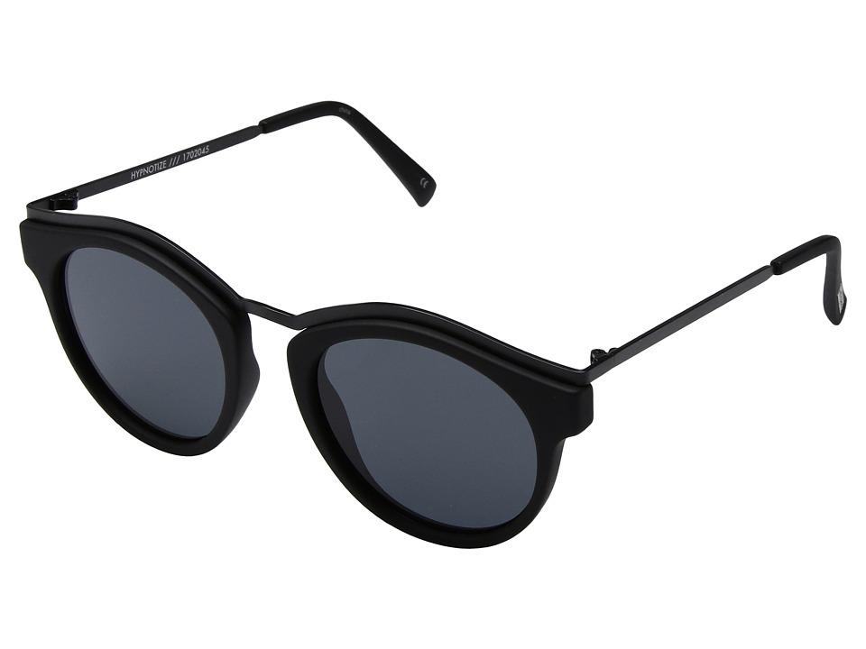 Le Specs - Hypnotize (Black Rubber) Fashion Sunglasses