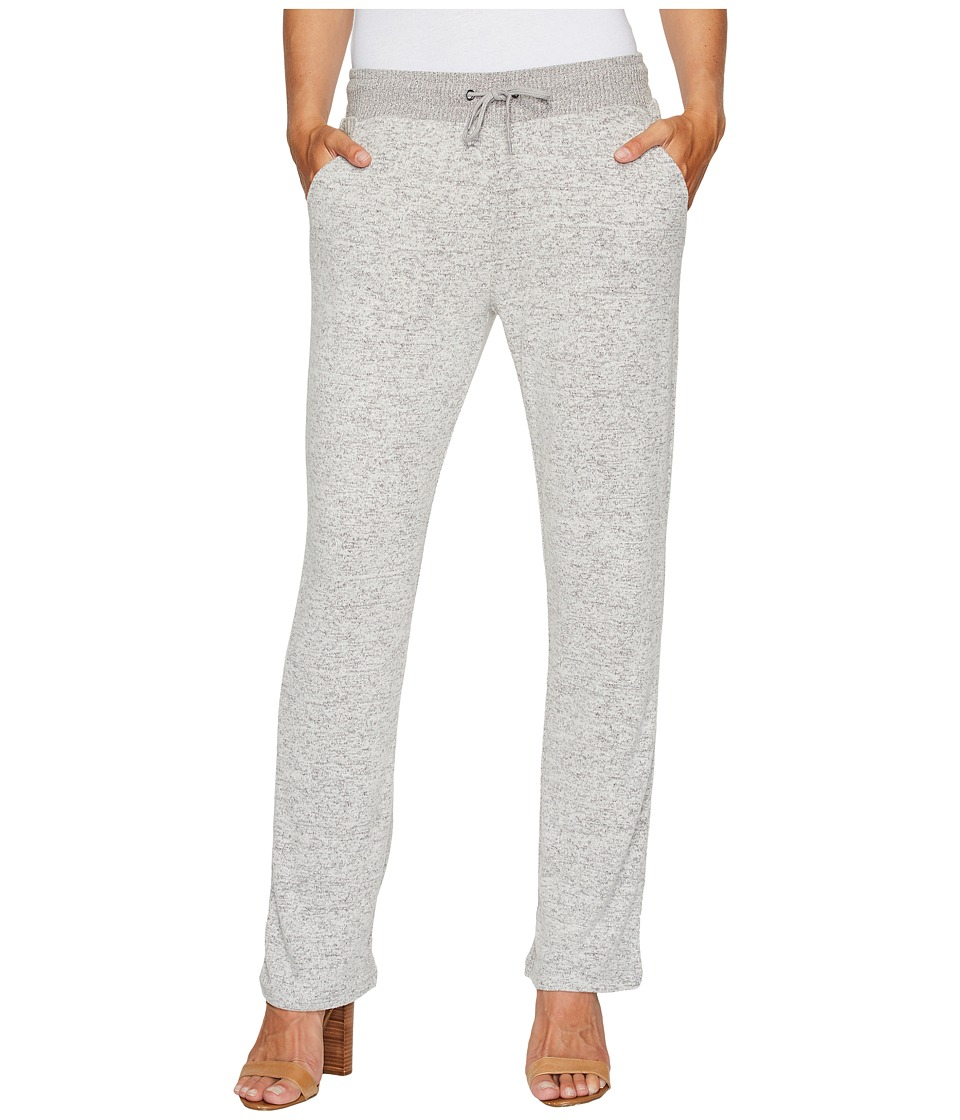 Tribal - Pull-On 30 Pants (Grey Mix) Womens Casual Pants