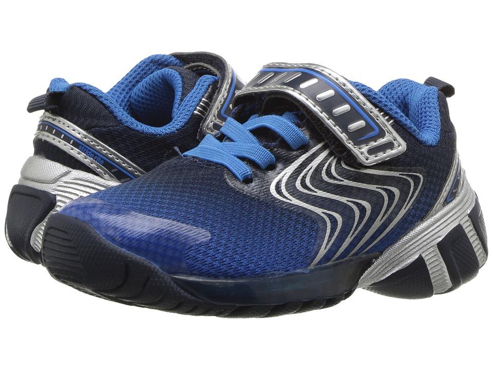 Stride Rite SR-Lights Lux (Toddler/Little Kid) (Royal Blue) Boys Shoes