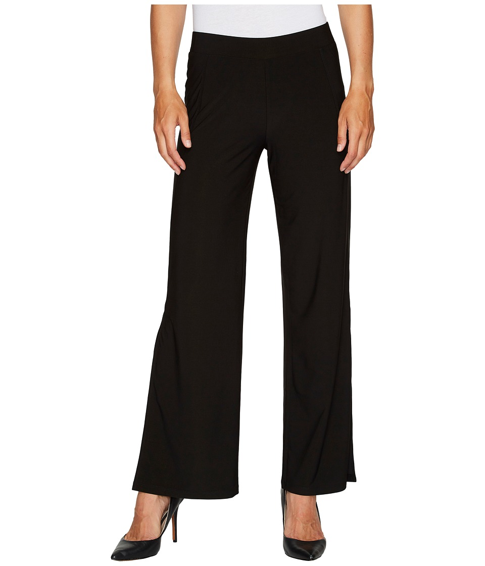 Tribal Travel Pack and Go Palazzo Pants (Black) Women