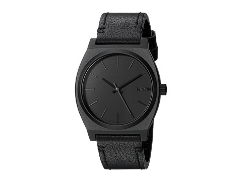 Nixon Time Teller - All Black/Slate