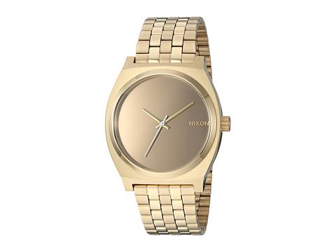Nixon Time Teller - Light Gold/Mirror