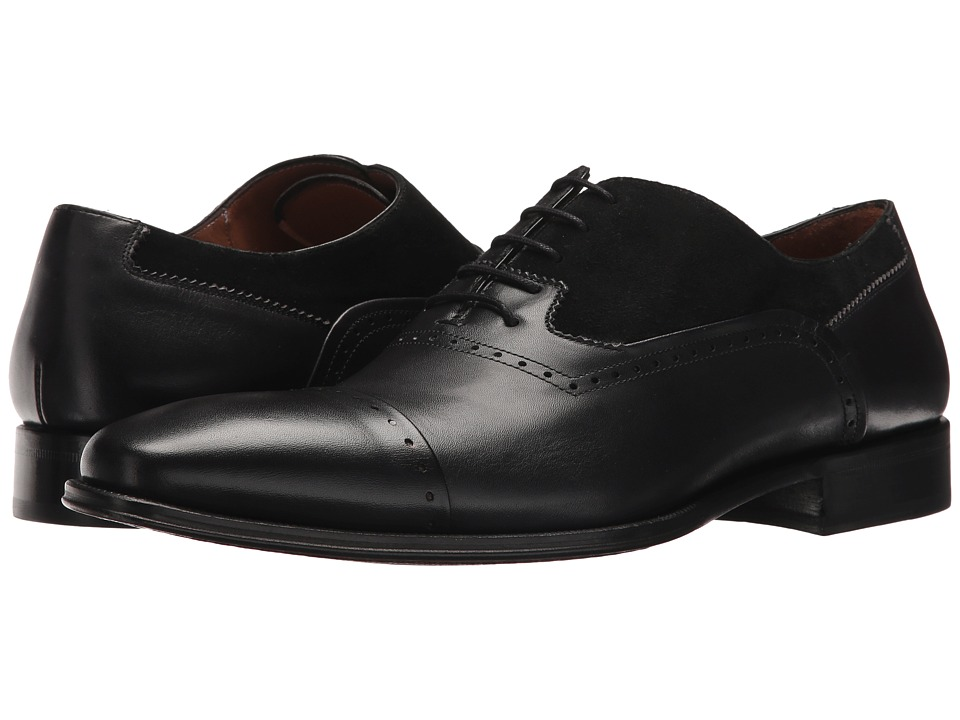 Mezlan 18131 (Black) Men