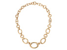 Roberto Coin 18K Graduated Oval Link Necklace