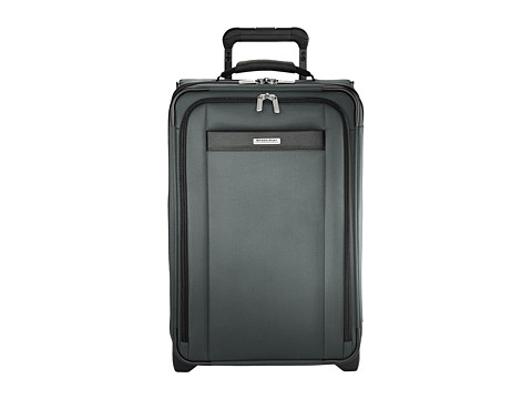 Briggs & Riley Transcend VX Tall Carry-On Expandable Upright - Slate Grey