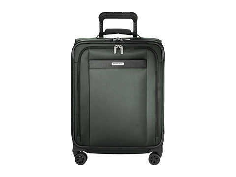 Briggs & Riley Transcend VX Wide Carry-On Expandable Spinner - Rainforest Green