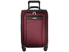 Briggs & Riley Transcend VX Tall Carry-On Expandable Spinner