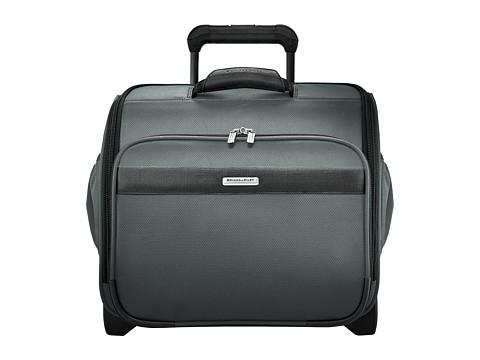 Briggs & Riley Transcend VX Rolling Cabin Bag - Slate Grey