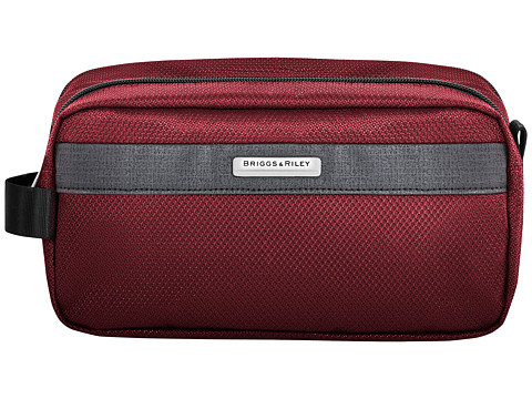 Briggs & Riley Transcend VX Toiletry Kit - Merlot Red