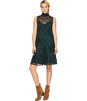 See by Chloe - Lace and Pleats Dress