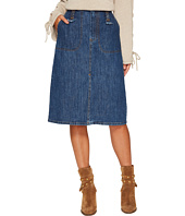 See by Chloe - Siganture Denim Skirt
