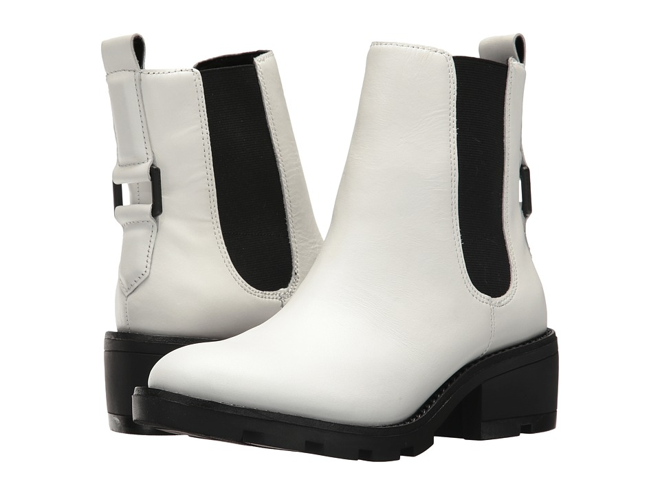KENDALL + KYLIE Porter (White Multi Leather) Women