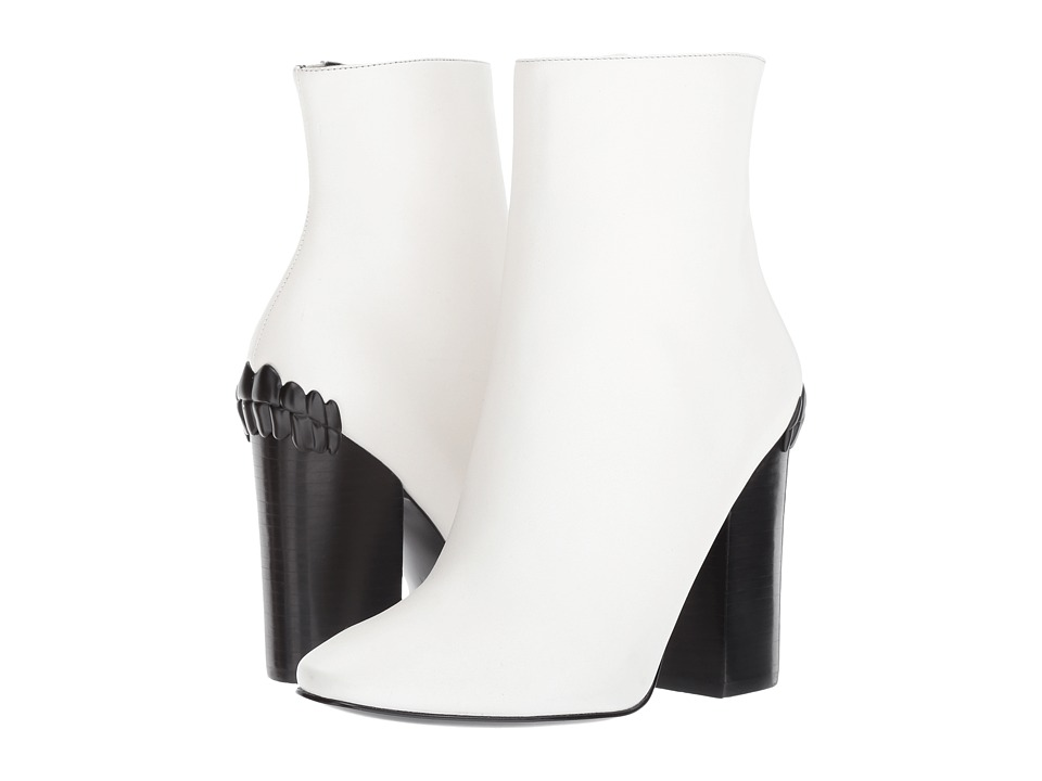 KENDALL + KYLIE Haedyn (White Leather) Women