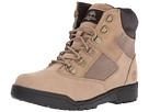 Timberland Kids 6'' Leather/Fabric Field Boot (Big Kid)