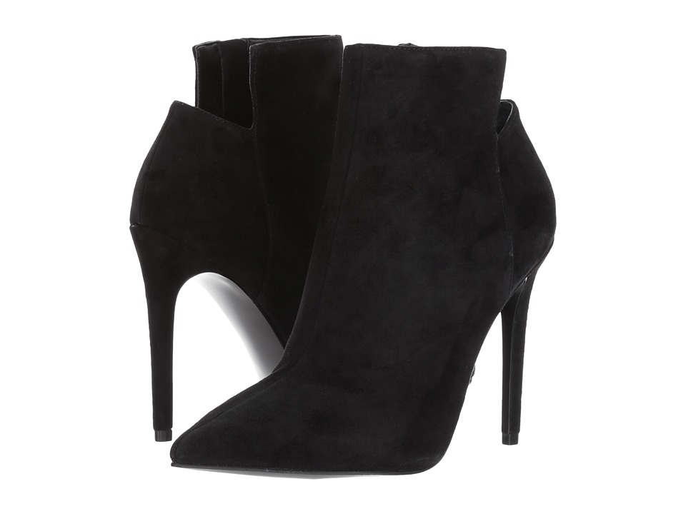 KENDALL + KYLIE Ariana (Black Suede) Women