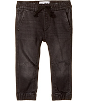 DL1961 Kids - Washed Black Jogger Pants in Fuse (Infant)