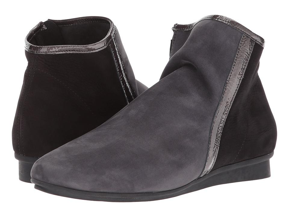 Arche - Ninote (Lauze/Grey/Noir) Womens  Shoes