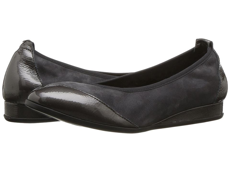 Arche - Piazym (Grey/Lauze) Womens Shoes