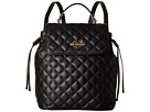 LOVE Moschino Quilted Flap Backpack