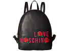 LOVE Moschino Logo Rose Backpack
