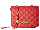 LOVE Moschino Quilted Crossbody Chain Strap