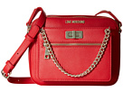 LOVE Moschino - Crossbody with Detachable Wristlet