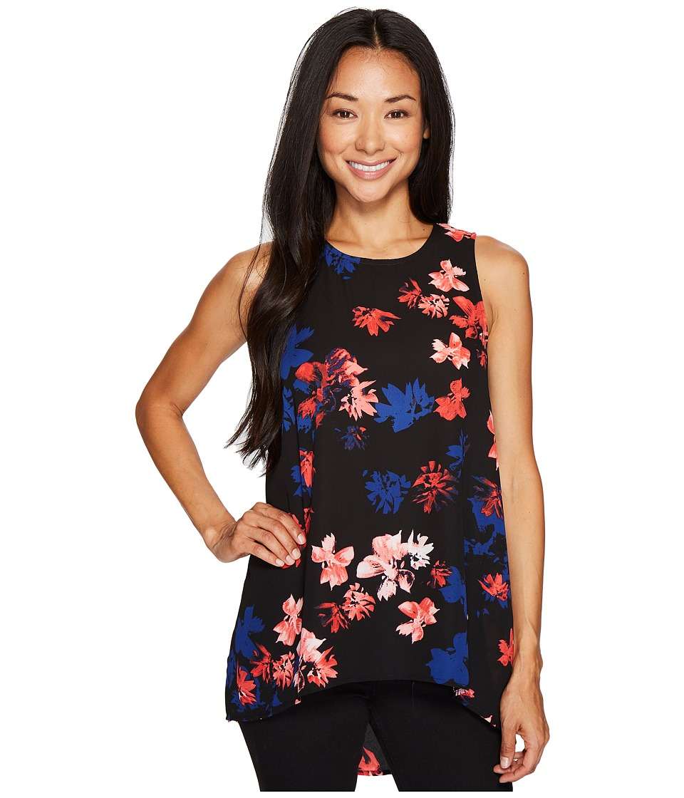 Vince Camuto Specialty Size - Petite Sleeveless Ballard Floral High