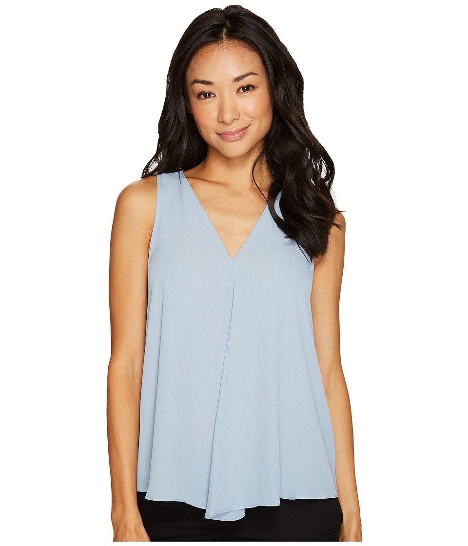 Vince Camuto Specialty Size - Petite Sleeveless V