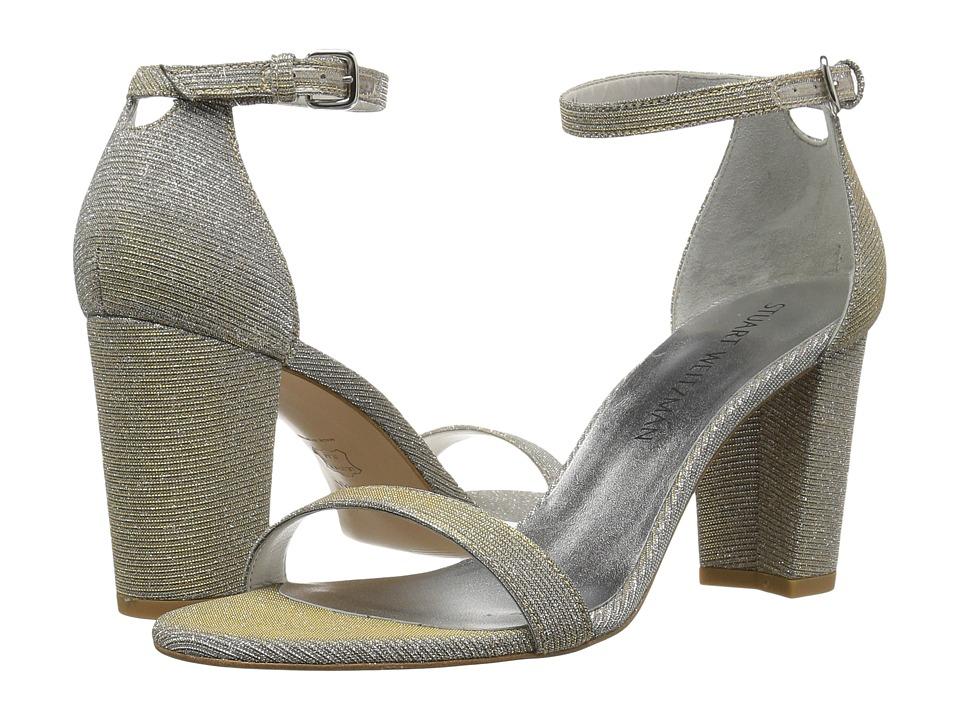 Stuart Weitzman Nearlynude (Magnesium Nocturn) Women's Shoes