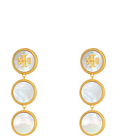 Tory Burch - Semi-Precious Drop Earrings