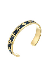Tory Burch - Enamel Raised Logo Cuff Bracelet