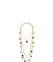 Tory Burch - Tassel Multi-Layering Necklace