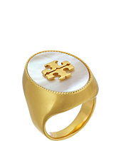 Tory Burch - Semi-Precious Signet Ring
