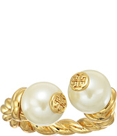 Tory Burch - Rope Logo Bead Ring