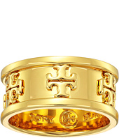 Tory Burch - Raised Logo Ring