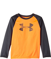 Under Armour Kids - Speedlines Big Logo Raglan Tee (Little Kids/Big Kids)