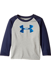 Under Armour Kids - Digital City Big Logo Raglan Tee (Toddler)