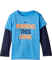 Under Armour Kids - Running This Game Slider (Toddler)