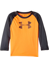 Under Armour Kids - Speedlines Big Logo Raglan Tee (Toddler)